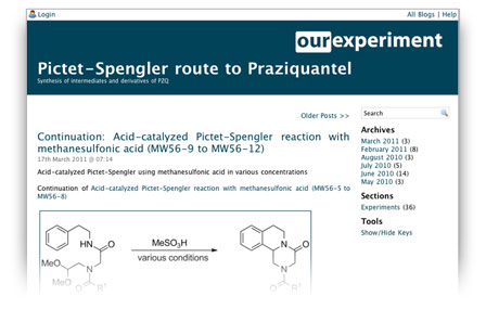 Pictet-Spengler route to Praziquantel image